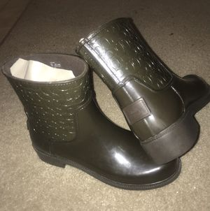 New COACH Rain • Winter Boots • Size 11 • Booties for Sale in Washington, DC