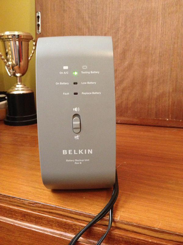 Belkin battery backup unit rev B for Sale in Coral Gables, FL - OfferUp