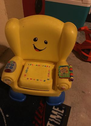 Toddler interactive chair for Sale in Miami, FL
