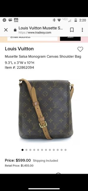17fbe7e44d72 LV bag brand new for Sale in Milpitas