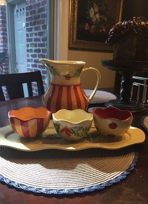 Southern Living Gail Pittman pottery for sale  Tulsa, OK