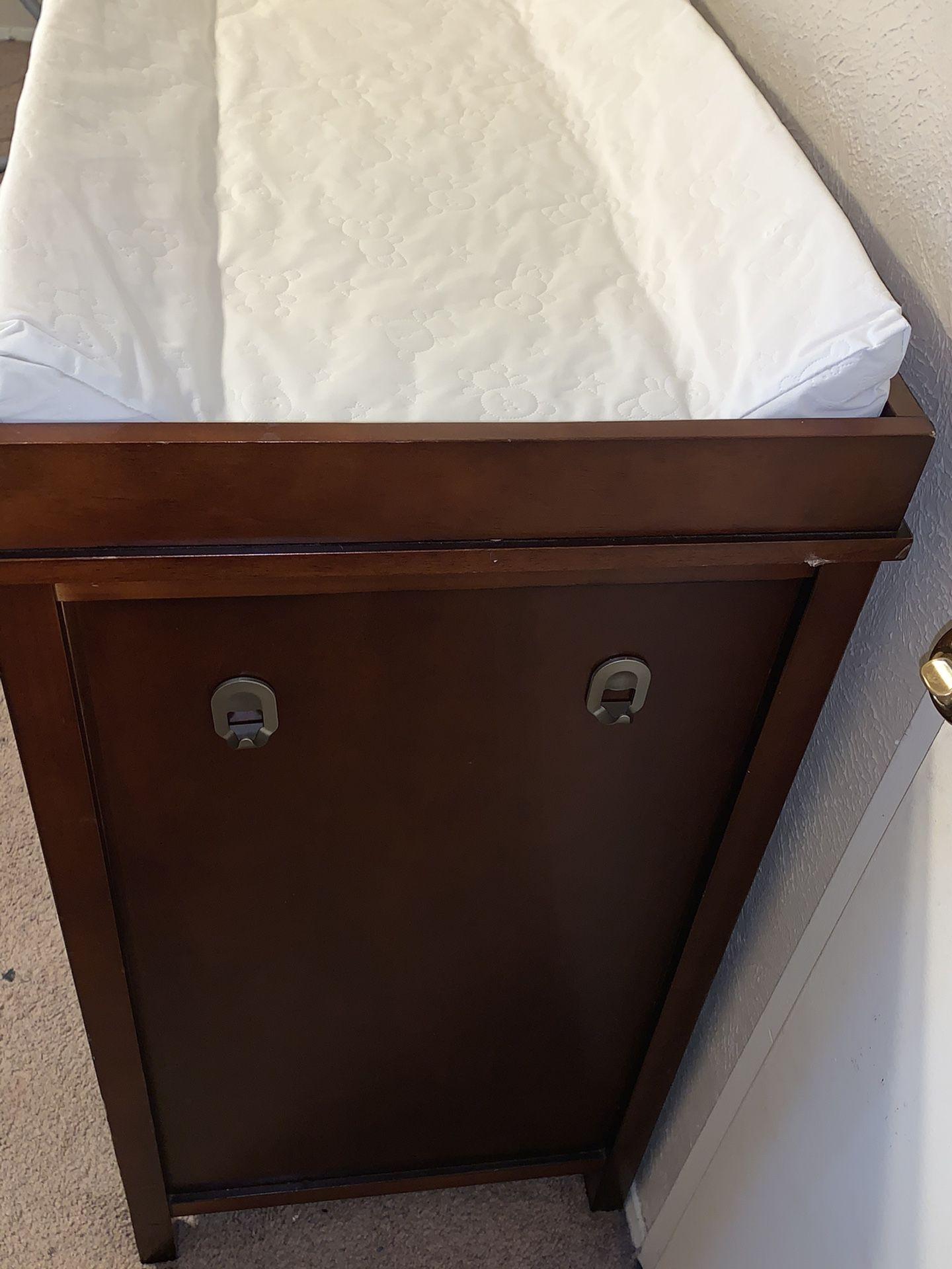 Diaper Changer Dresser