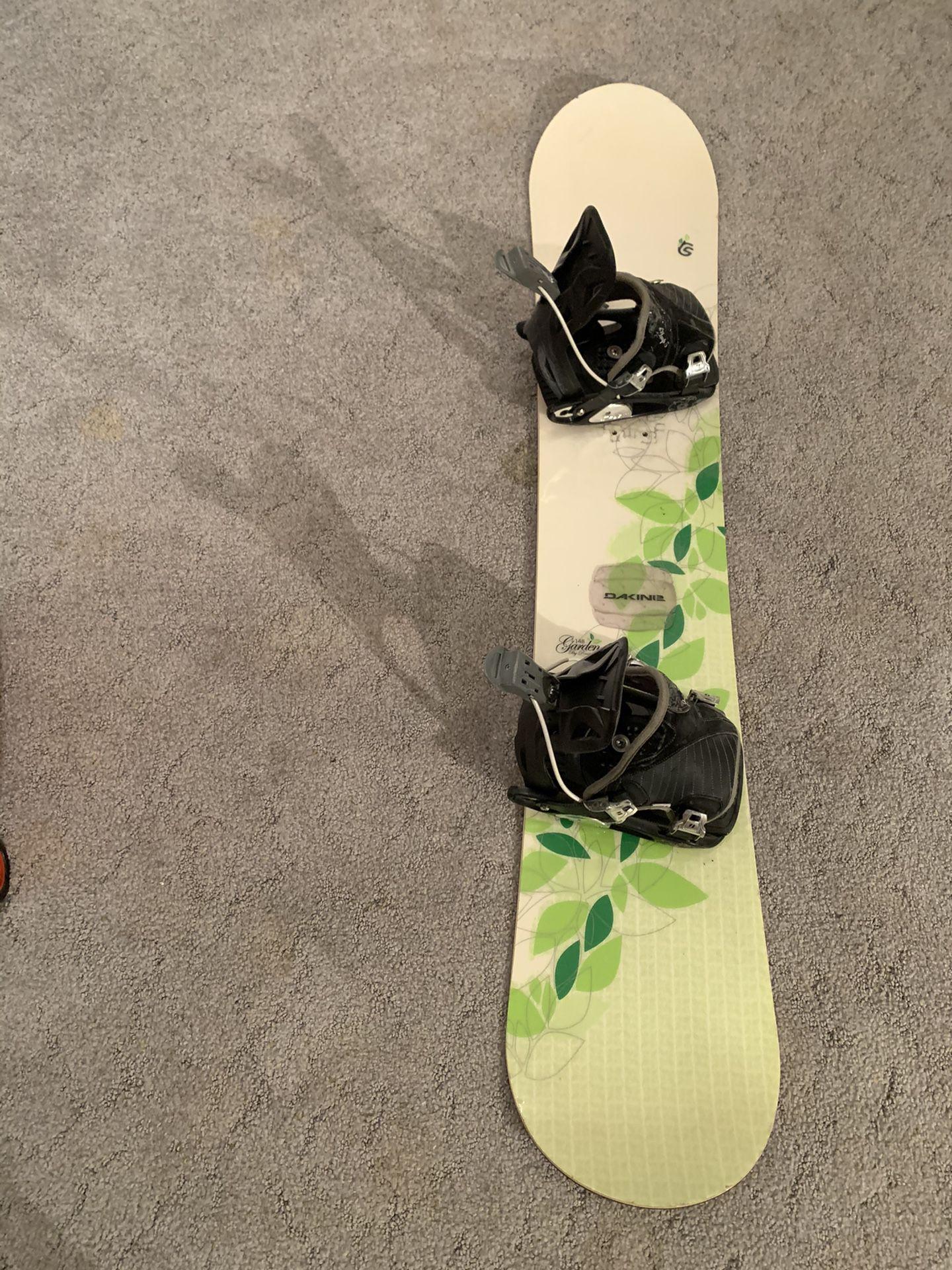 148 Rossignol Snowboard