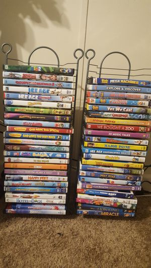 Lot of kids dvds for Sale in NC, US