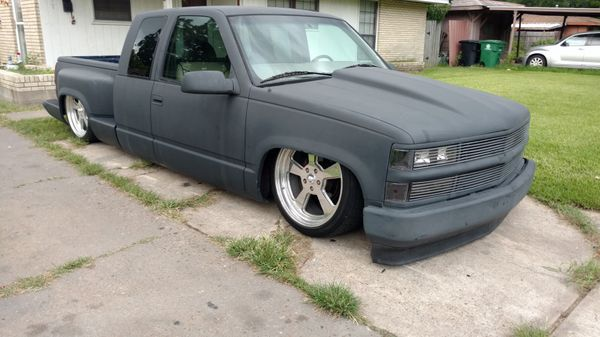 97 Chevy Silverado Bagged For Sale In Houston Tx Offerup