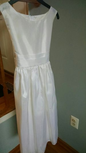 (3) Little girls Easter, wedding, confirmation dresses for Sale in Silver Spring, MD