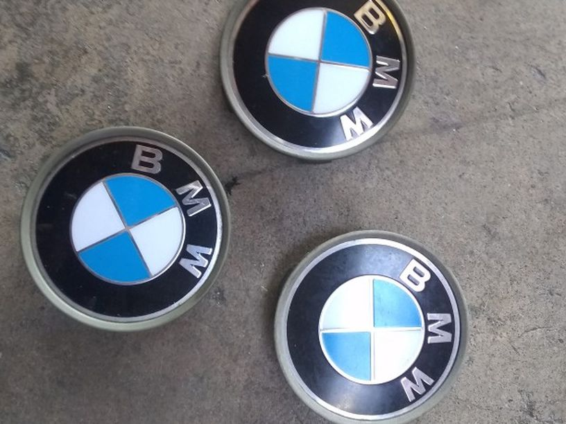 BMW center Caps**$20 Package Deal