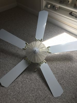 52 Ceiling Fan With Light For In Chesterfield Va
