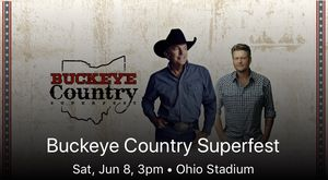 George Strait and Blake Shelton Tickets! for Sale in Columbus, OH