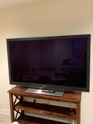 58 inch Samsung TV for Sale in Washington, DC