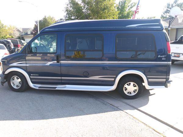 2000 Chevy Mark III Custom Van For Sale In Provo UT
