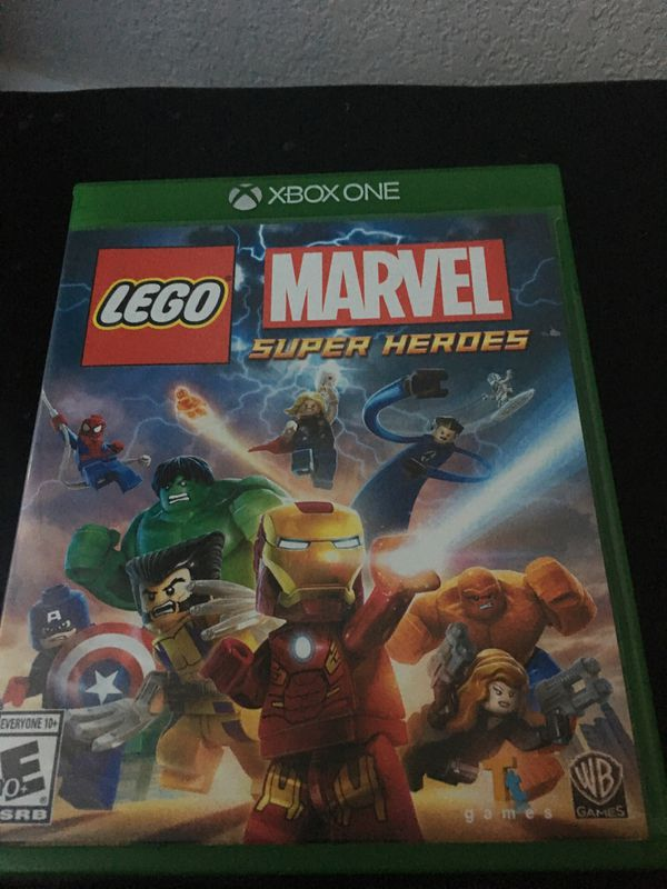 Lego Marvel Super Heroes Xbox One For Sale In Santa Ana Ca Offerup