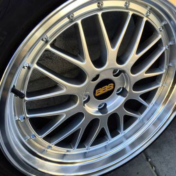 "19"" New Rims. Brand New BBS LM Replica Wheels. 5x114.3 For"