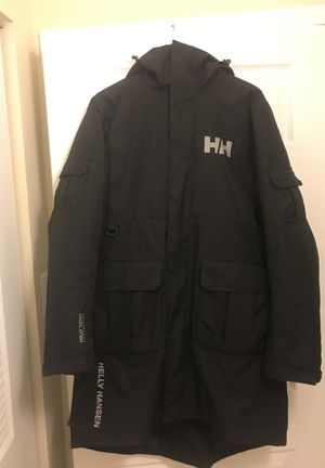 Helly Hansen trench coat sz M for Sale in undefined