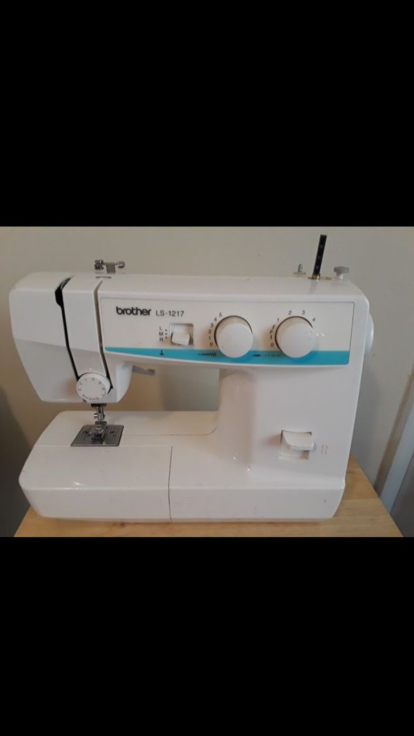 Brother LS40 Sewing Machine General In Tampa FL OfferUp Delectable Sewing Machine Brother Ls 1217