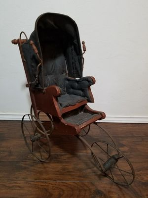 Antique Doll stroller for Sale in Fort Worth, TX