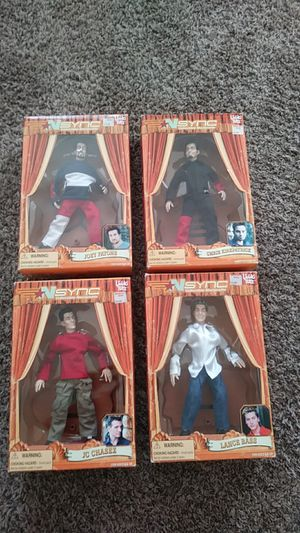 NSYNC COLLECTIBLE MARIONETTES for Sale in Ephrata, PA