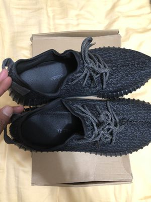 d35e22e89dffe Yeezy 500s utility black for Sale in Waterbury