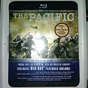 The Pacific (Blu-ray) Tin Box Set for Sale in San Diego, CA