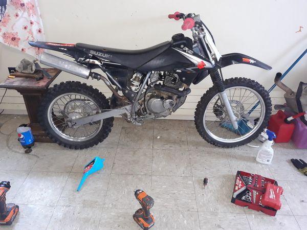 2008 drz 125l