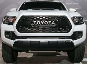 Trd Pro Grill For Tacoma Fits Off Road Sport Sr Sr5 Limited 2016 2017 And 2018 In Chula Vista Ca Offerup