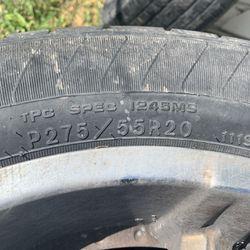 Tires 275 55/20 Thumbnail
