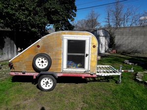 Teardrop Camper 2100BO For Sale In Elk Grove CA