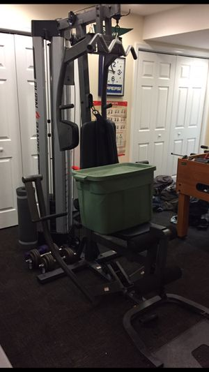 Weider Pro Exercise Gym for Sale in Frederick, MD