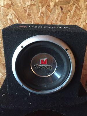 """10"""" visionik sub for Sale in Dallas, TX"""