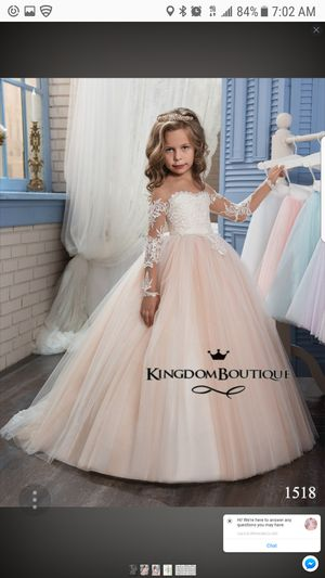 887355e11f New and Used Flower girl dresses for Sale in Stone Mountain