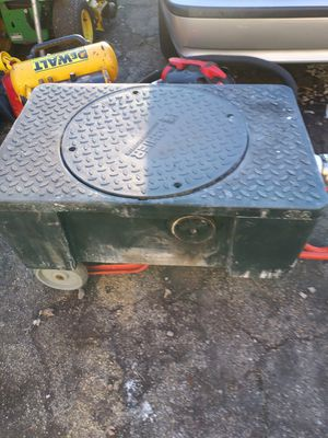 Photo GB2 Great Basin GREASE INTERCEPTOR. 20 Gal Flow Rate 50 CFM very good condition 150.00