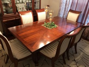 Dining Room Table And China Cabinet For Sale In Fort Wayne IN