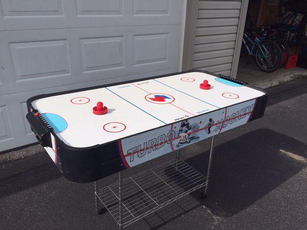 Sportcraft Turbo Hockey Air Hockey Table For Sale In Depew NY - Sportcraft turbo air hockey table