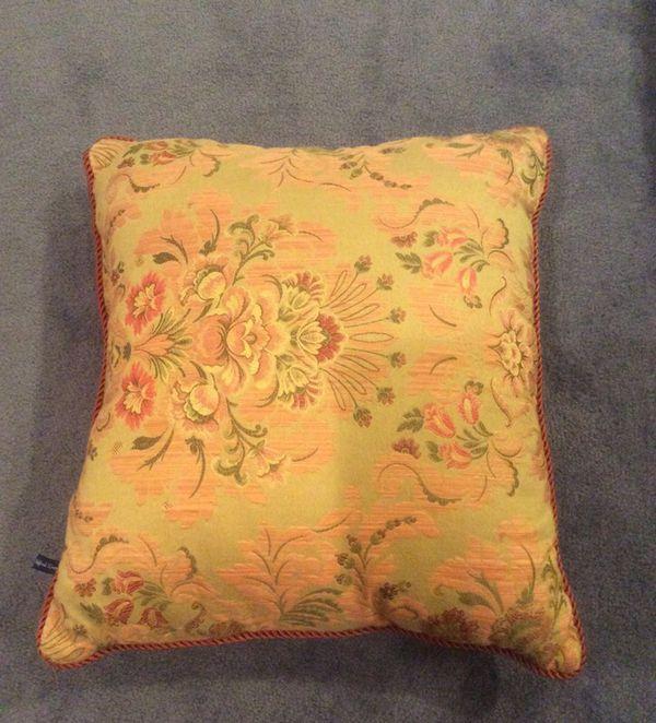 Ashford Court Decorative Pillows For Single For Sale In Corona CA Beauteous Ashford Court Decorative Pillows