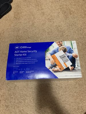 ADT Home Security Starter Kit (Samsung SmartThings) for Sale in Phoenix, AZ