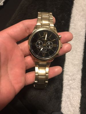 Photo Fossil mens watch