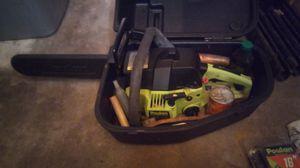 Photo Poulan 2150 woodsman chainsaw