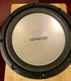 "For sale 12"" Kenwood sub for Sale in Falls Church, VA"