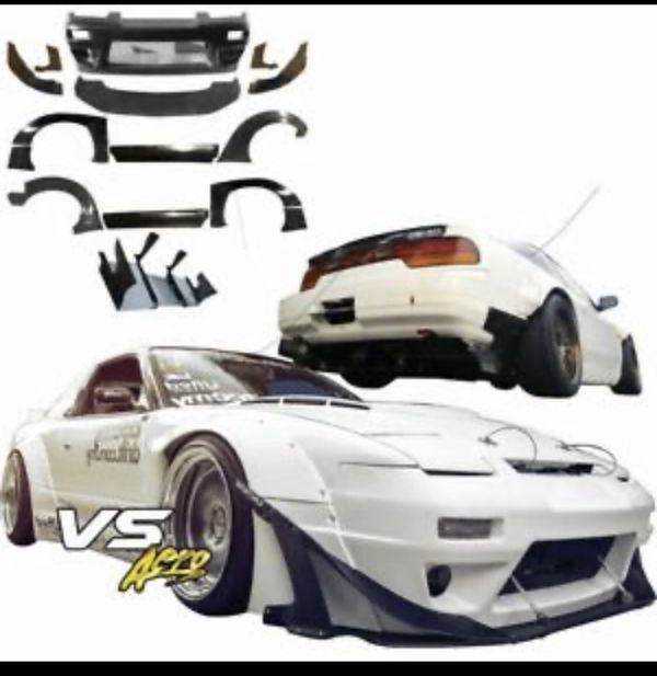 240sx S13 RB V2 Style Kit For Sale In Temecula, CA