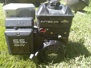Briggs and Stratton 5.5HP Intek 206 Motor OHV Horizontal Shaft from Pressure Washer for Sale in Edgewater, MD