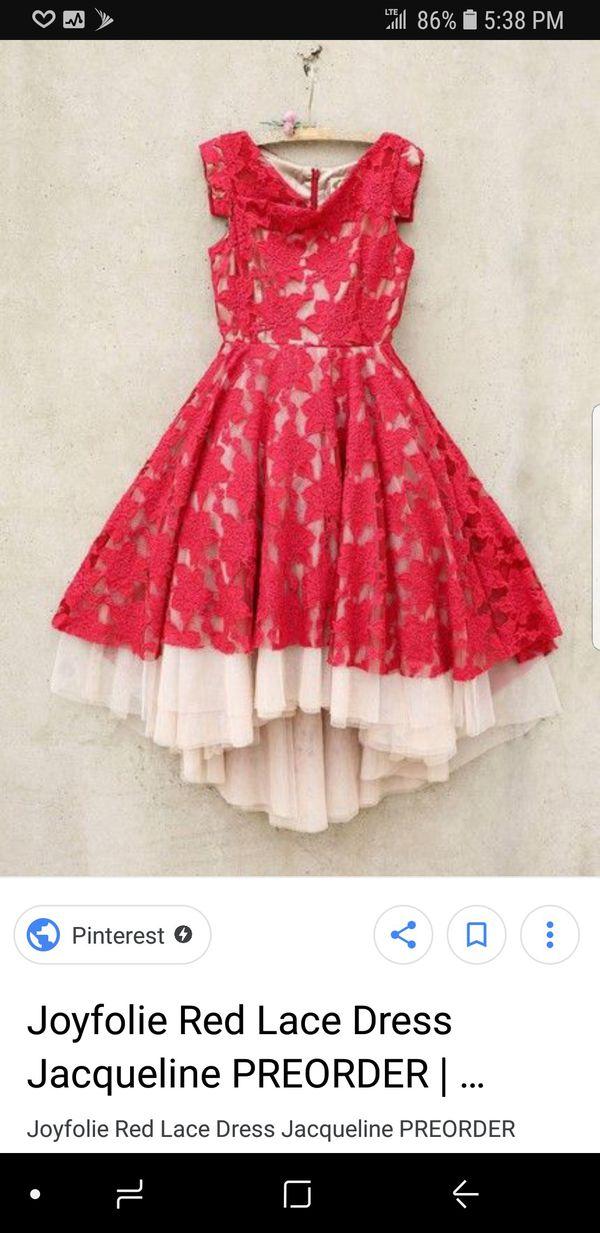 66905a9ec4d7f Joyfolie jillette dress sizes 7, 8 , and 2 for Sale in Thornton, CO -  OfferUp