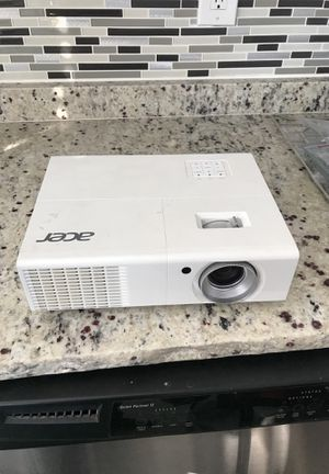 Acer projector for Sale in Salt Lake City, UT