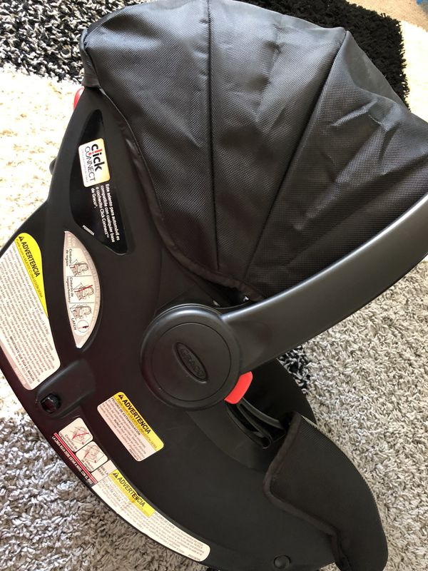 Graco Click Connect Car Seat Stroller Sold For Sale In Altadena Ca Offerup