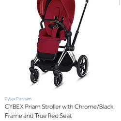 Cybex Priam stroller and Anton Infant Car seat Bundle Thumbnail