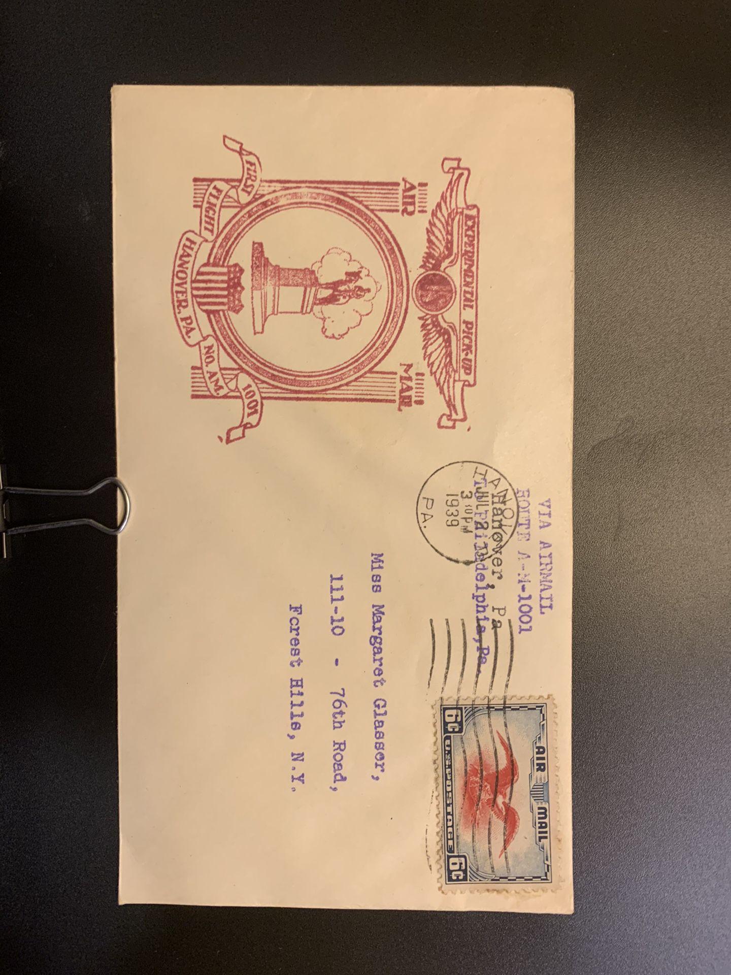 Exclusive Stamp Envelope
