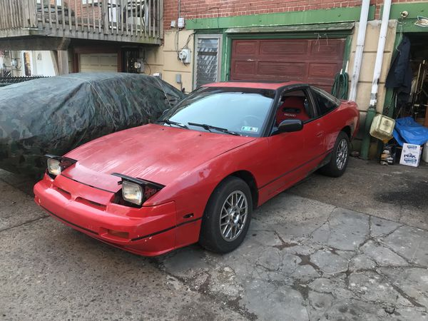 1989 Nissan 240sx For Sale In Philadelphia Pa Offerup