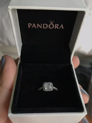 Pandora Silver Ring for Sale in Centreville, VA