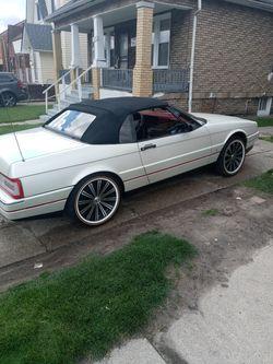 1991 Cadillac Allante Thumbnail