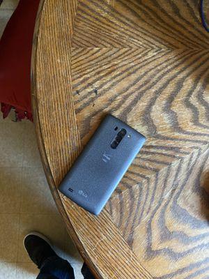 Photo LG G vista 8G Verizon Wireless black