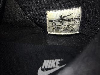 Nike Jeans Shoes - Size 9.5 Thumbnail
